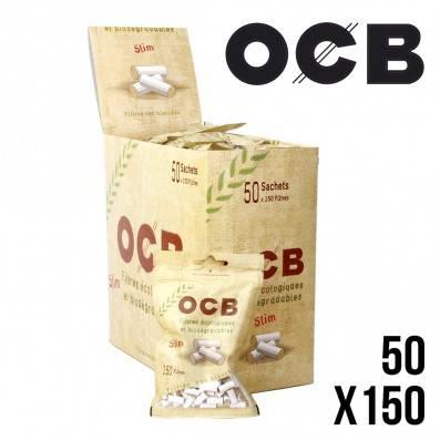 FILTRES OCB ECO BIO 6MM X50