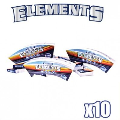 FILTRES CARTON ELEMENTS CONIQUE X10