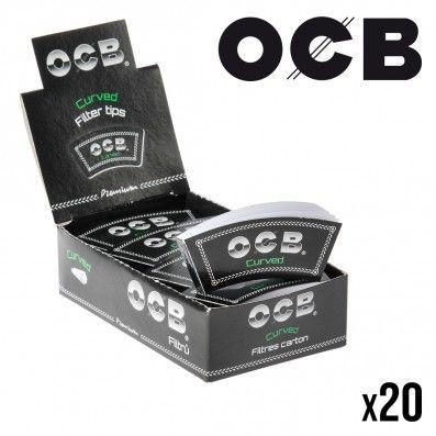 FILTRES OCB CURVED X20