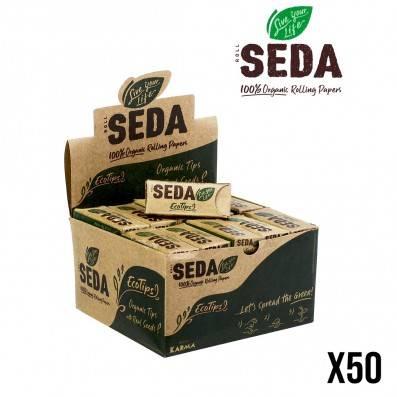 FILTRES TIPS ECO SEDA X50
