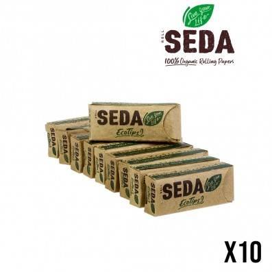 FILTRES TIPS ECO SEDA X10