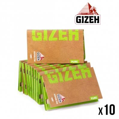 Gizeh pure regular x10