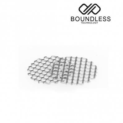 GRILLE POUR EMBOUT BUCCAL BOUNDLESS CF/CFX