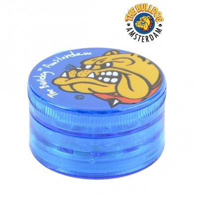 GRINDER ACRYLIQUE THE BULLDOG 4 PARTIES 60MM