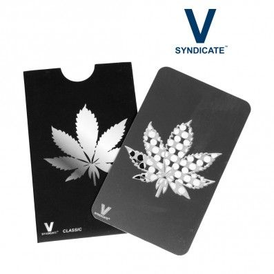 GRINDER CARTE V-SYNDICATE LEAF