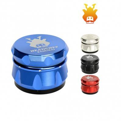 GRINDER HEADCHEF SAMURAI 4 PARTIES 55mm