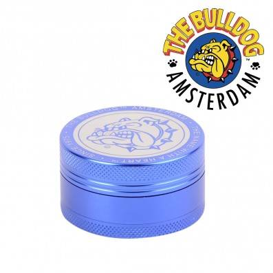 GRINDER THE BULLDOG BLUE METAL 3 PARTIES 47MM