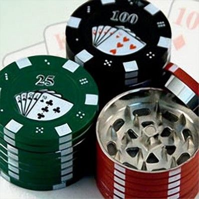 GRINDER VEGAS POKER 40mm