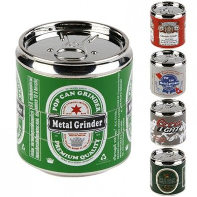 GRINDER CANETTE 4 PARTIES