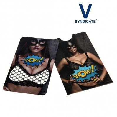 GRINDER CARTE V-SYNDICATE BOOBS