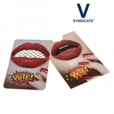 GRINDER CARTE V-SYNDICATE LIPS