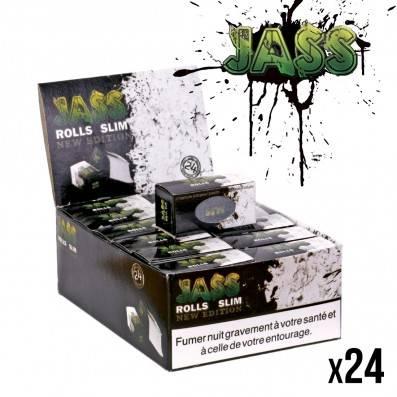 .JASS ROLLS SLIM X24