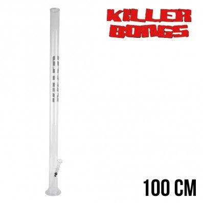 KILLER BONG TOWER TRANSPARENT