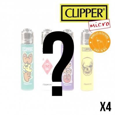 MICRO CLIPPER FIN DE SERIE X4