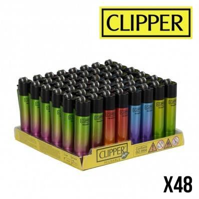 MICRO CLIPPER CRYSTAL GRADIENT X48