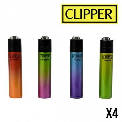 MICRO CLIPPER CRYSTAL GRADIENT X4
