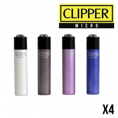 MICRO CLIPPER CRYSTAL X4