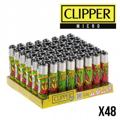 MICRO CLIPPER LEAF RASTA 30 X48