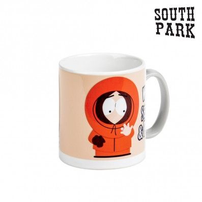 MUG SOUTH PARK KENNY RING