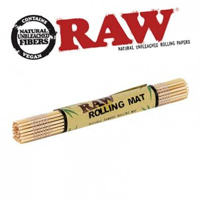 NATTE A ROULER RAW