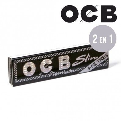 OCB SLIM + TIPS