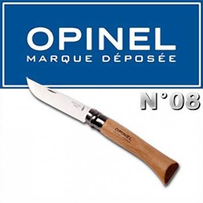 COUTEAU OPINEL N°8