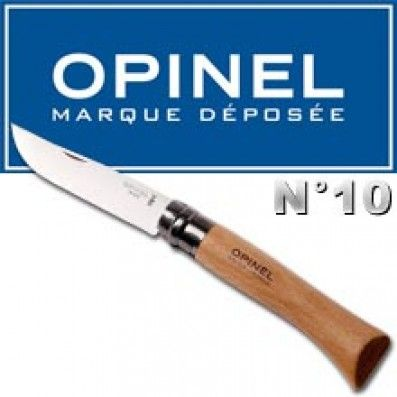 COUTEAU OPINEL N°10