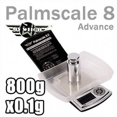 BALANCE PALMSCALE 8.0 - 0.1G