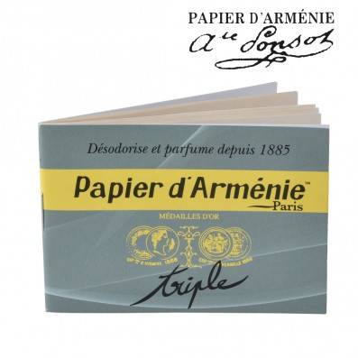 PAPIER D'ARMENIE TRADITION