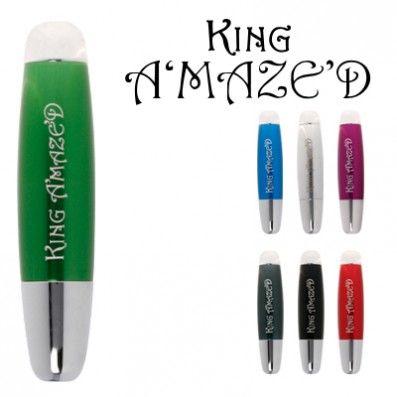 PIPE AMAZED KING