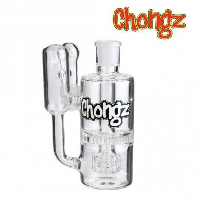 PRECOOLER CHONGZ CLEAR OFF MALE 18,8MM => FEMELLE 14,5MM