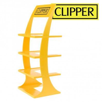 PRESENTOIR POUR BRIQUETS CLIPPER 4 NIVEAUX