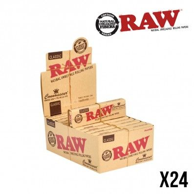 RAW SLIM + TIPS PREROULES PAR 24