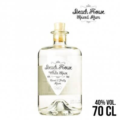 RHUM BEACH HOUSE WHITE 70CL