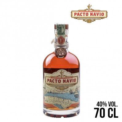 RHUM PACTO NAVIO 70CL