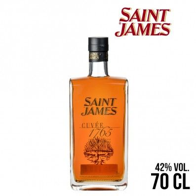 RHUM SAINT JAMES CUVEE 1765 70CL