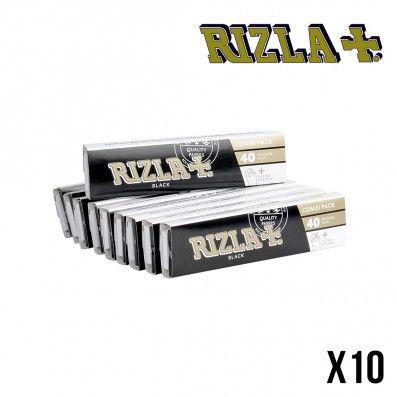 RIZLA BLACK COMBI PACK X10