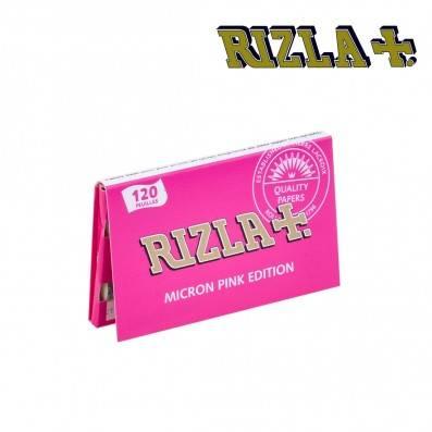 RIZLA REGULAR PINK DOUBLE