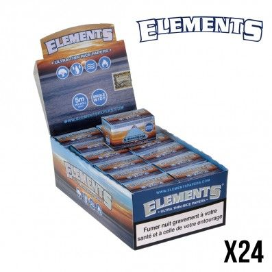 ROLL ELEMENTS SINGLE WIDE X24