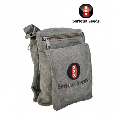 SACOCHE CHANVRE SERIOUS SEED