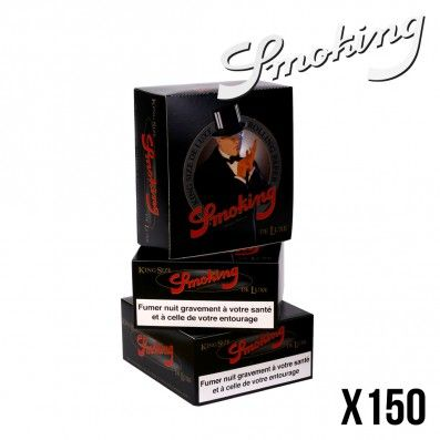 SMOKING SLIM X3 BOITES DELUXE