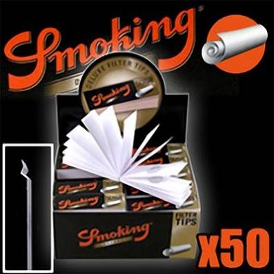 FILTRE TIPS PERFORE SMOKING X50