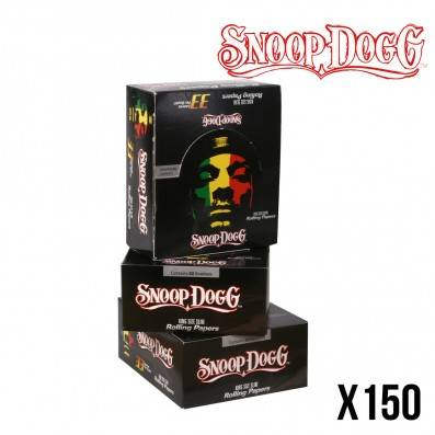 SNOOP DOGG KING SIZE SLIM X 3 BOITES