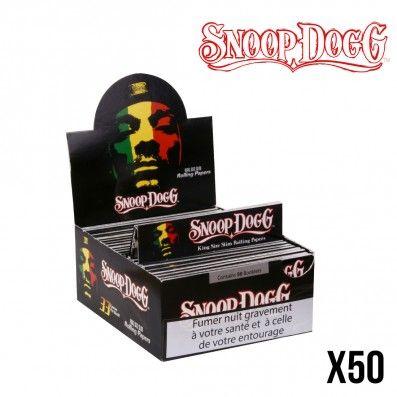 SNOOP DOGG KING SIZE SLIM X50