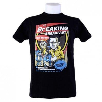 T-SHIRT BREAKING BREAKFAST