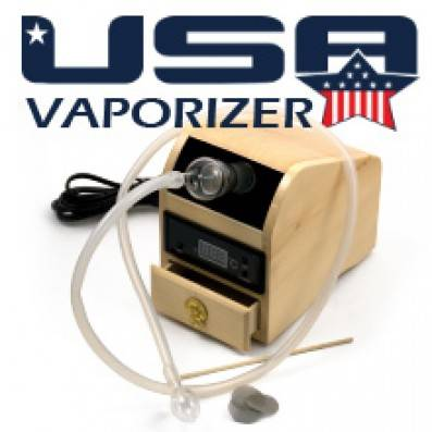 .VAPORISATEUR USA DIGITAL 9007