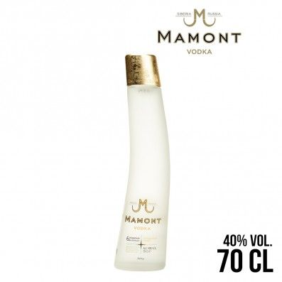 VODKA MAMONT 70CL