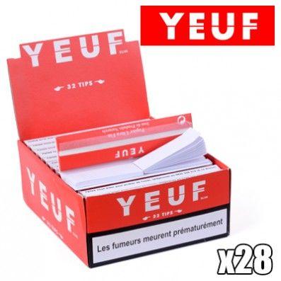YEUF SLIM + TIPS PAR 28