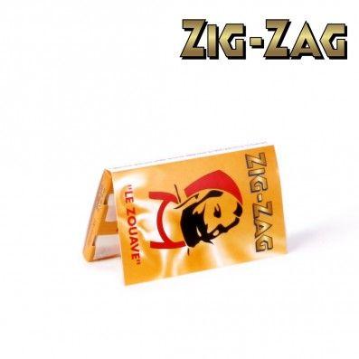 ZIG ZAG CLASSIC JAUNE