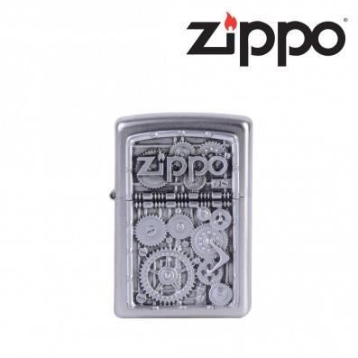 ZIPPO GRAVURE ROUAGES